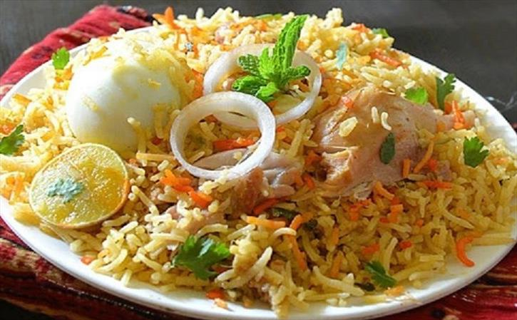 Collection of 15 Biryani Recipes