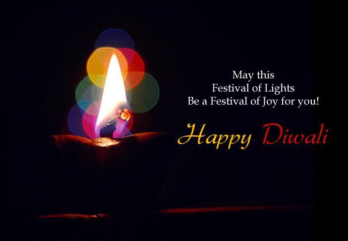 Happy Diwali - 29th Oct 2016