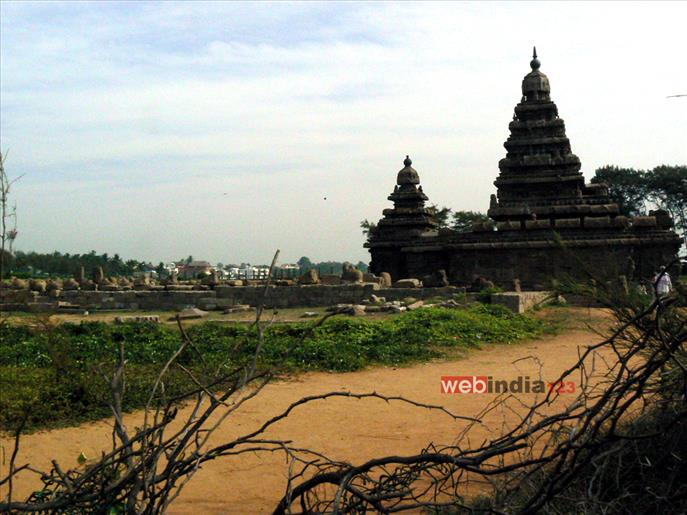 The Shore Temple | Wonders of Ancient Indian Architecture