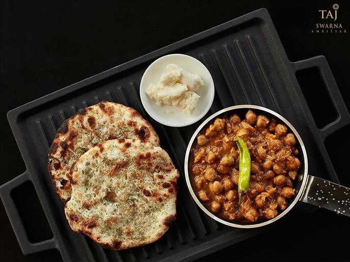 Authentic flavours of Amritsar -- in luxury