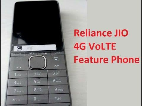 Reliance Jio launches JioPhone for zero cost (Lead)