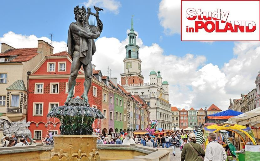 How to apply for Study in Poland