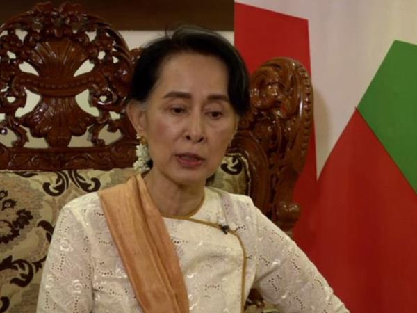 Myanmar leader Suu Kyi about the ongoing Rohingya refugee crisis: excerpts from interview