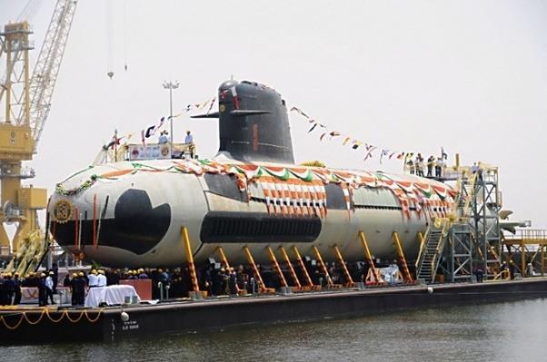 PM Modi commissions INS Kalvari, first indigenous Scorpene-class submarine
