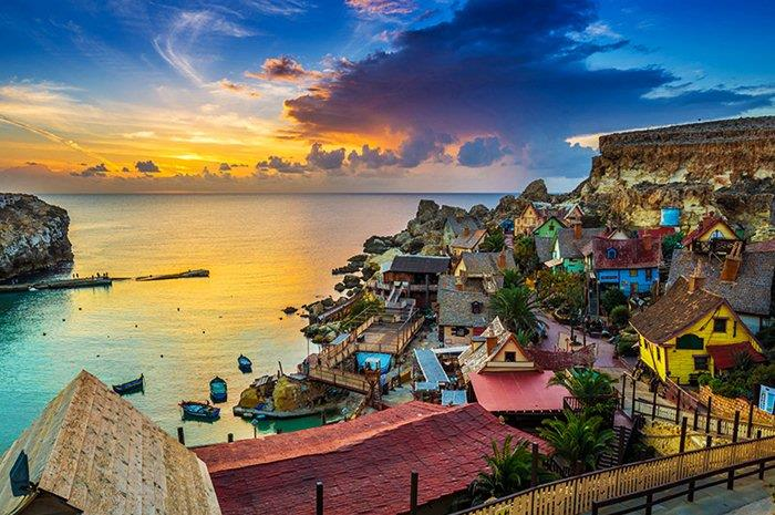 Higher Education In The Beautiful Mediterranean Island Of Malta