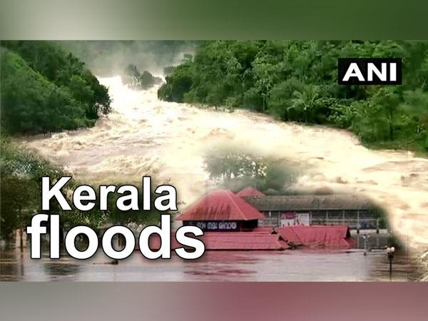 Kerala flood death toll climbs to 196, 11 districts on alert (Lead)