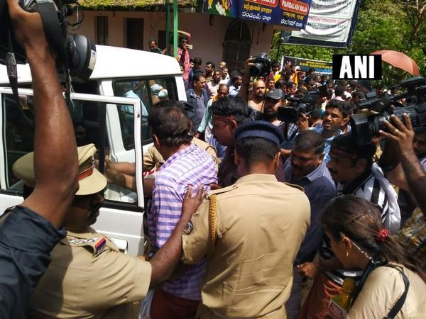 Sabarimala protests: 30 arrested in Pamba so far