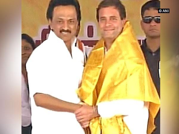 LS polls: Congress likely to announce alliance, seat-sharing agreement with DMK soon