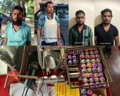 NIA busts Pak-sponsored Al Qaeda module, arrests 9 terrorists from Kerala, West Bengal