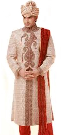Sherwani da matrimonio